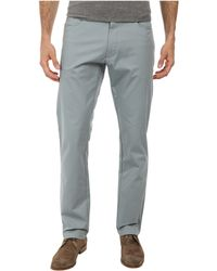 CALVIN KLEIN 205W39NYC - Four-Pocket Sateen Bowery Pants - Lyst