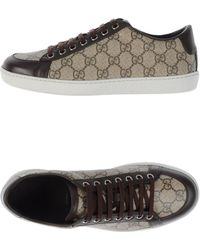 Gucci Low-Tops & Trainers - Lyst