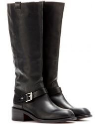Rag & Bone Norton Leather Boots - Lyst