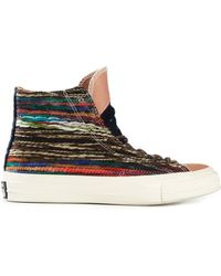 Converse Yarn Hitop Sneakers - Lyst