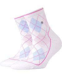 Smythson - Margate Ankle Socks - Lyst