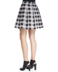 Troubadour - The Awning Pleated A-line Skirt - Lyst