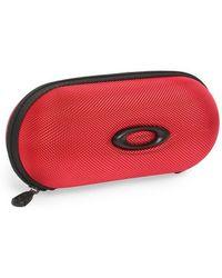 Oakley   Reinforced Nylon Soft Shell Sunglasses Case - Bright Red   Lyst