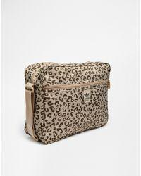 adidas - Originals Cross Body In Leopard Print - Lyst