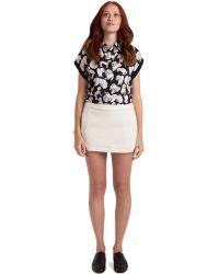Sachin & Babi Pisa Mini Skirt - Lyst