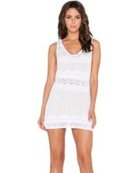 Goddis - Jasper Mini Dress - Lyst