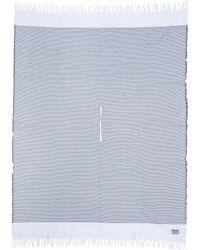 Brixton - Vanguard Poncho Blanket - Lyst