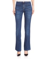 Sonia by Sonia Rykiel | High-waist Flared Jeans | Lyst