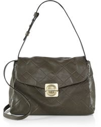 """Marc By Marc Jacobs Circle In Square"""" Shoulder Bag - Lyst"""