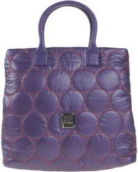 Gianfranco Ferré Handbag purple - Lyst