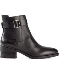 Alexander Wang Martine Ankle Boots - Lyst