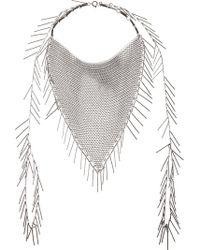 Isabel Marant Shawl Necklace - Lyst