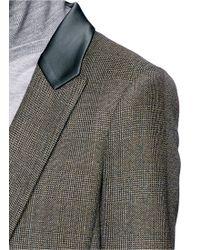 Rag & Bone - Large Pocket Check Coat - Lyst