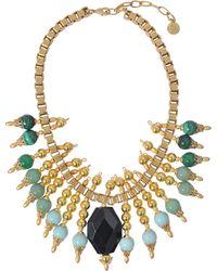 Ela Stone - Michelle Collar Necklace - Lyst