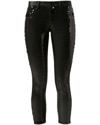 Junya Watanabe Sequined Trousers - Lyst