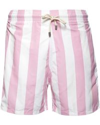 Solid & Striped Las Brisas Stripe pink - Lyst