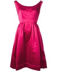 Sartoria Italiana Vintage Flared Dress - Lyst