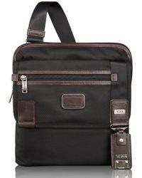 Tumi 'Alpha Bravo - Annapolis' Zip Flap Messenger Bag - Lyst