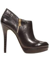 Michael Kors Black Shoes - Lyst