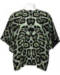 Givenchy | Camicia In Seta Stampata | Lyst