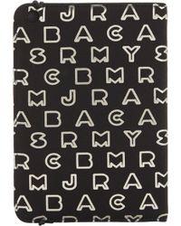 Marc Jacobs - Metallic Dreamy Logo Mini Tablet Book - Lyst