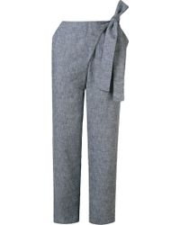 Fernanda Yamamoto - High Waisted Trousers - Lyst