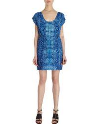 Twelfth Street Cynthia Vincent - Lizard Print Dress - Lyst