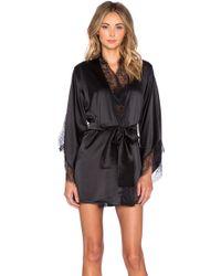 aebe7f7f26 Kisskill - Cheyenne Silk Robe - Lyst
