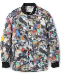 Henrik Vibskov Ginger Bomber Jacket multicolor - Lyst