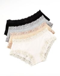 """Fleur't - Top Drawer """"perfect Panty"""" With Lace Trim - Lyst"""