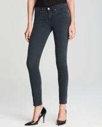 Velvet By Graham & Spencer - Jeans - Skinny In Lead - Lyst