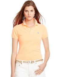 Polo Ralph Lauren - Skinny-Fit Polo Shirt - Lyst