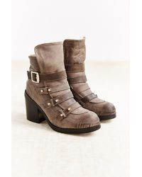 Jeffrey Campbell Strappy Boot - Lyst