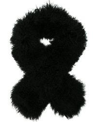 Meteo by Yves Salomon - Lamb Fur Scarf - Lyst