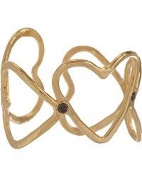 Suzannah Wainhouse Jewelry - Eternal Heart Cutout Ring - Lyst