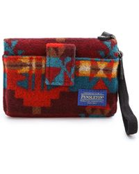 Pendleton - Mini Cell Phone Wallet - Lyst