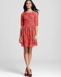 Shoshanna Lace Dress - Janelle - Lyst