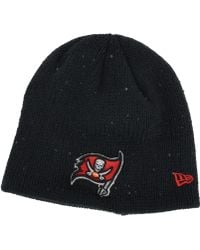 47 brand Womens Tampa Bay Buccaneers Calgary Knit Hat in Gray ...