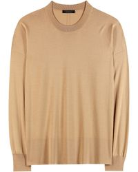 The Row | Olan Wool And Cashmere Sweater | Lyst