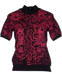 Christopher Kane Sweater pink - Lyst
