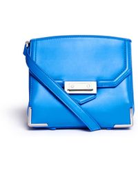 Alexander Wang 'Marion' Leather Crossbody Bag - Lyst