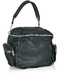 Alexander Wang Jane Leather Shoulder Bag - Lyst