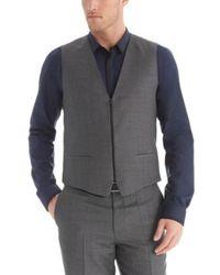 Hugo Arlanwenshiver  Slim Fit Super 100 Italian Virgin Wool 3-piece Suit - Lyst