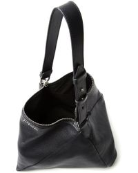 Givenchy Black Pyramid Pouch - Lyst