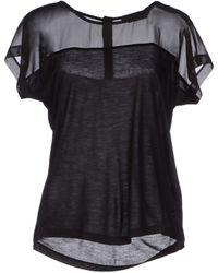 Karl Lagerfeld T-shirt - Lyst