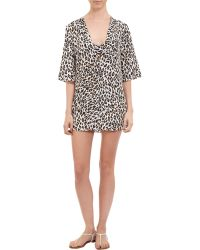 Milly Animal Capella Tunic - Lyst