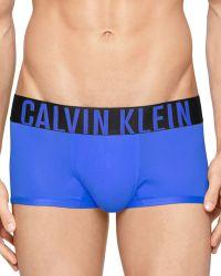 Calvin Klein Power Micro Low Rise Trunks - Lyst