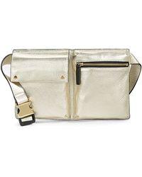 Kenneth Cole | Jane Street Leather Belt Bag | Lyst