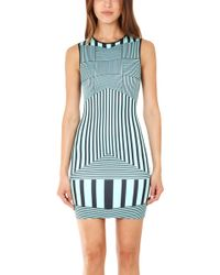 Clover Canyon Intersection Sleeveless Dress - Lyst