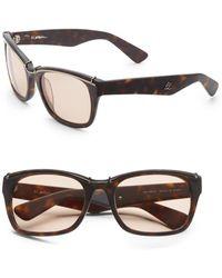 3.1 Phillip Lim Shelly Acetate & Metal Sunglasses - Lyst